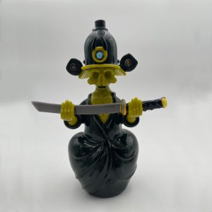 Samurai w/ Buddha Robe by Hendy | Smokin Smittys